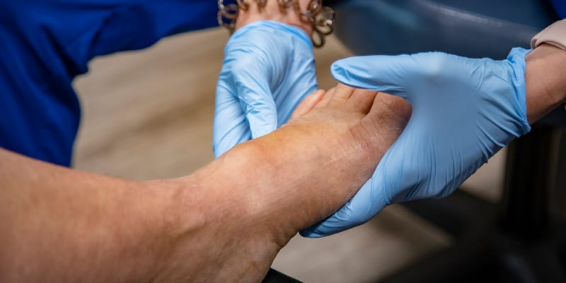 Foot and Ankle Care Across Oklahoma | FASO