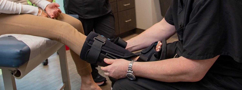 Ankle Sprains | FASO